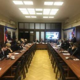 Резидент технопарка представил собственные разработки Общероссийскому конгрессу муниципальных образований