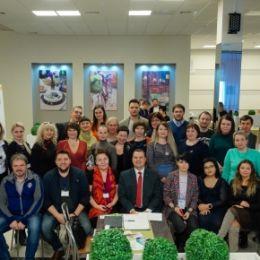 26 марта в Жигулевской долине состоялся расширенный бизнес-завтрак предпринимателей Самарской области