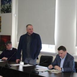 Александр Сергиенко обсудил с резидентами перспективы развития технопарка