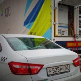 Передвижной автомобильный газовый заправщик резидента «Жигулевской долины» стал еще лучше