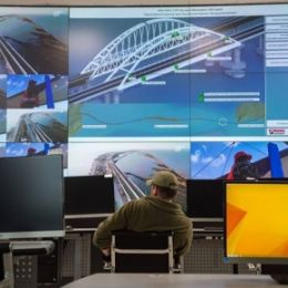 Резидент технопарка цифровизирует Крымский мост