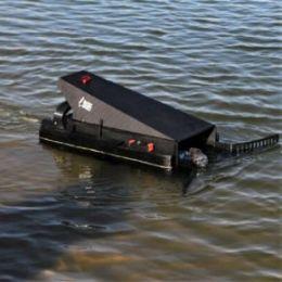 Водный дрон-мусоросборщик из «Жигулевской долины» защитит водоемы от загрязнения
