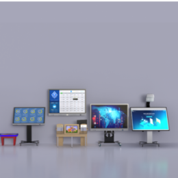 Резидент технопарка разработал комплекс интерактивного оборудования для образовательных учреждений
