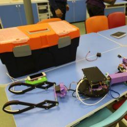 Двойной успех проекта детского технопарка Тольятти