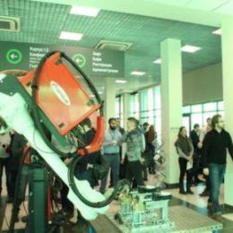 В технопарке прошла конференция «Современные решения роботизации производств»