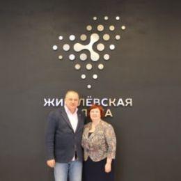 «Жигулевская долина» налаживает сотрудничество с Центром «Вега»