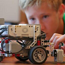Открытие детского технопарка в «Жигулёвской долине»