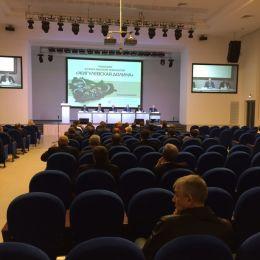 Собрание «Кластера автомобильной промышленности Самарской области»