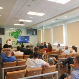 Компания «ИСП» поделилась управленческим опытом со слушателями Президентской программы