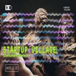 «Жигулевская долина» приглашает на онлайн Startup Village Livestream '20