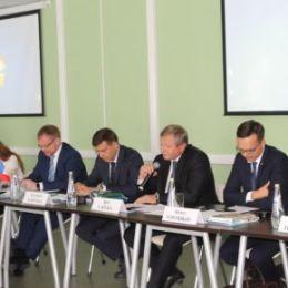 В технопарке прошло заседание рабочей группы СЕФИК по инвестициям и модернизации экономики
