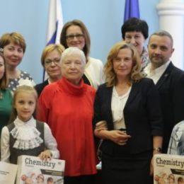 В администрации города наградили участников акции «Тотальный диктант — 2018»
