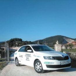 Резиденты «Жигулевской долины» принимают участие в международном автопробеге