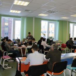 Учащиеся технопарка «Кванториум-63 регион» вышли в финал Всероссийской олимпиады