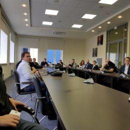 Новости резидентов. Компания «АБС» провела семинар, посвящённый системам контроля безопасности