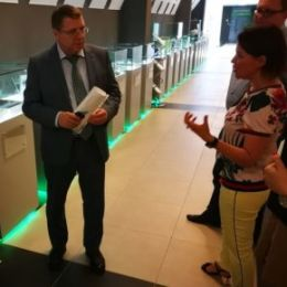 Николай Брусникин: «Промышленные предприятия региона должны знать о достижениях молодых новаторов»