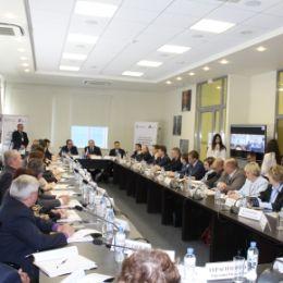 В «Жигулевской долине» прошел первый день стратегической сессии Корпорации МСП