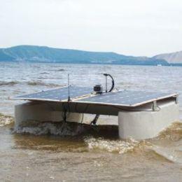 Состоялись испытания водного дрона, созданного при участии резидента технопарка АНО «Аиралаб Рус»