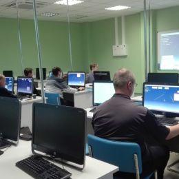В Центре обучения начались занятия