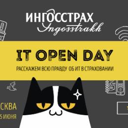 Технопарк выступил информационным партнером IT Open Day