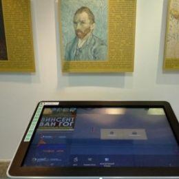 Высокие технологии  в культуре. Резидент технопарка выступает партнером мультимедийной выставки