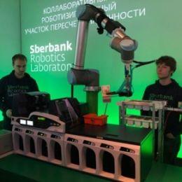 Резидент технопарка в числе шести стартапов, отобранных Сбербанком для акселератора