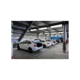 Резидент технопарка «Жигулевская долина» ГК «АТС» перевел на газ 1500 автомобилей