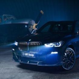 Резидент «Жигулевской долины» продемонстрировал  пакеты стайлинга для кроссоверов BMW
