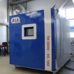 В ООО «БИА» спроектировали и запустили в эксплуатацию новую климатическую камеру