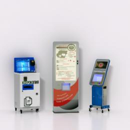 Резидент технопарка создает бесконтактные терминалы для сохранения здоровья