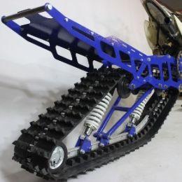 Резидент технопарка запустил серийное производство инновационных гусеничных комплектов для мотоциклов