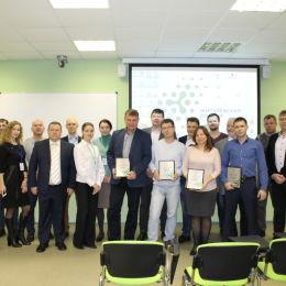 В «Жигулевской долине» наградили резидентов в нескольких номинациях