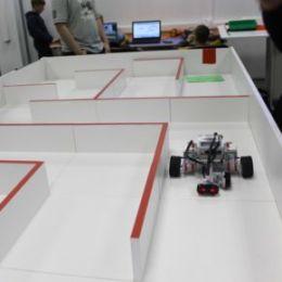 Состязания роботов в «Жигулевской долине»