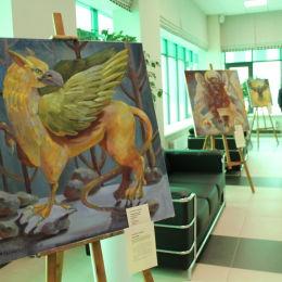 Выставка Ольги Шагушиной