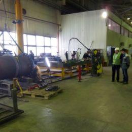 Резидент «Жигулевской долины» продемонстрировал передовой метод металлообработки