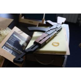Кванторианцы протестировали прототипы стрелкового оружия – резинкострелы
