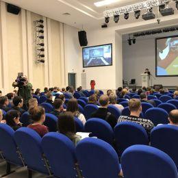Молодые профессионалы собрались в стенах технопарка