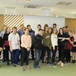 Школьники Ставропольского района заглянули в сердце инноваций