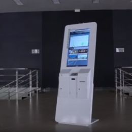Резидент «Жигулевской долины» представил модель терминала для ВДНХ