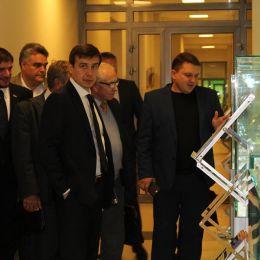 Новости технопарка. Обновлённая экспозиция «Сделано в технопарке» открыта для посещения