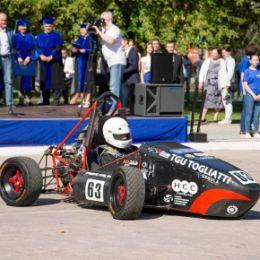 Резидент технопарка воплощает в жизнь идеи спортивной команды «Togliatti Racing Team»