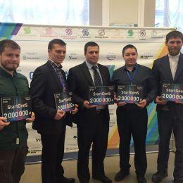 Демонстрация инновационной технологии от резидента «Жигулевской долины»