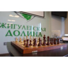 Приглашаем любителей шахмат и шашек в «Жигулёвскую долину»
