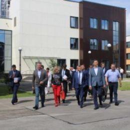 Визит представителей Центра инновационного развития ОАО «РЖД» в технопарк «Жигулевская долина»