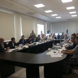 Резиденты технопарка представили свои проекты «Фонду развития моногородов
