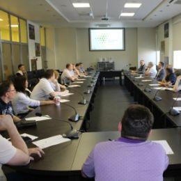 В «Жигулевской долине» обсудили возможность реализации проектов стандарта «Умный город»