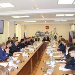 Резидент технопарка принял участие в экспертном совете при Комитете Государственной Думы по экономической политике, промышленности, инновационному развитию и предпринимательству