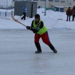 Первый турнир по хоккею на валенках состоялся в «Жигулевской долине»