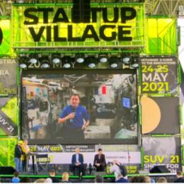 Резиденты «Жигулевской долины» участвуют в Startup Village 2021