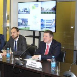Бизнес-делегация Словении оценила проекты резидентов «Жигулевской долины»